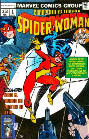 Spider Woman Volumen 1 [50/50] Español