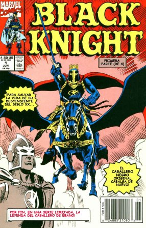 Black Knight Volumen 2 [4/4] Español