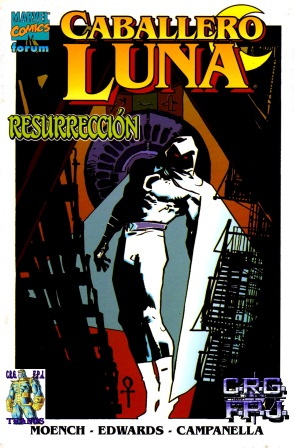 Moon Knight Volumen 3 [4/4] Español