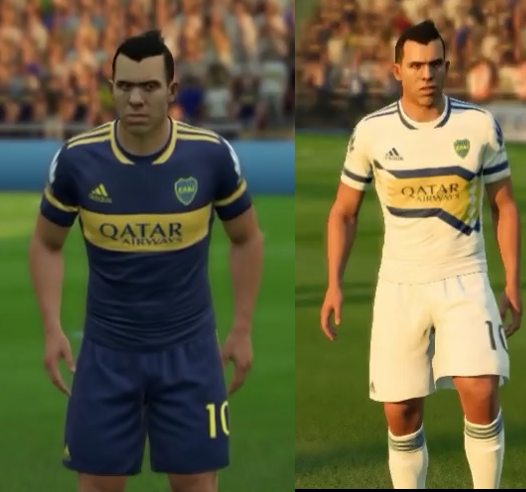 ULTRA MOD | Boca Juniors 2020 paraFIFA 19 + VIDEO Wgr
